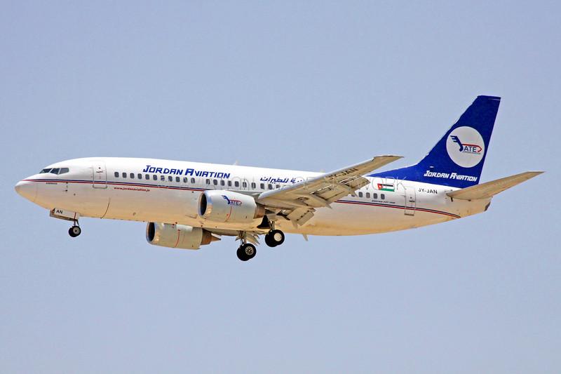 JY-JAN | Boeing 737-322 | Jordan Aviation