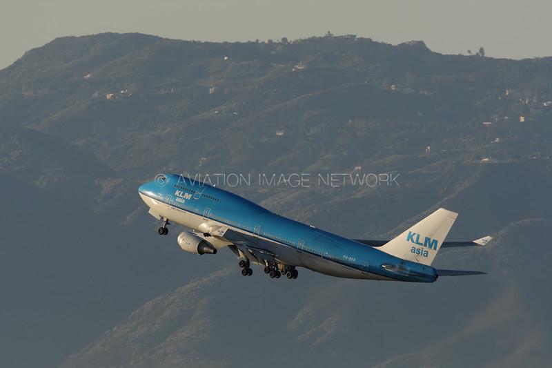 PH-BFF | Boeing 747-406 | KLM