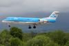 PH-KZP   Fokker 70   KLM Cityhopper