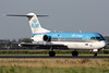 PH-JCH | Fokker 70 | KLM Cityhopper