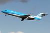 PH-KZS | Fokker 70 | KLM Cityhopper