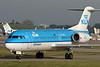 PH-KZI | Fokker 70 | KLM Cityhopper