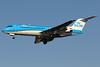 PH-KZM   Fokker 70   KLM Cityhopper
