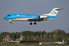 PH-KZU | Fokker 70 | KLM Cityhopper