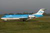 PH-KZI   Fokker 70   KLM Cityhopper