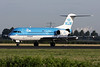 PH-KZD   Fokker 70   KLM Cityhopper