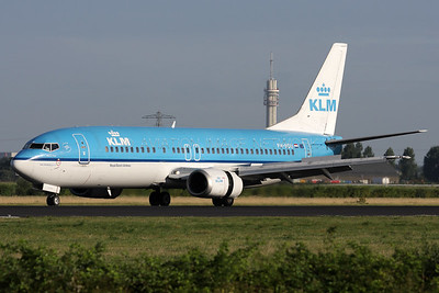 PH-BDU | Boeing 737-406 | KLM