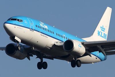 PH-BGR | Boeing 737-7K2 | KLM