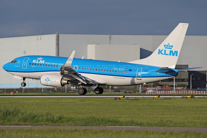 PH-BGP | Boeing 737-7K2 | KLM