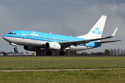 PH-BGT   Boeing 737-7K2   KLM