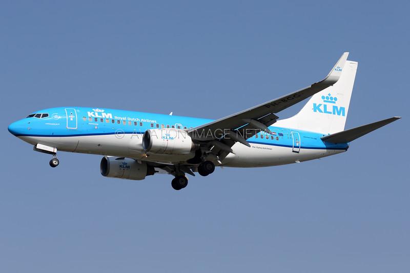 PH-BGG   Boeing 737-7K2   KLM