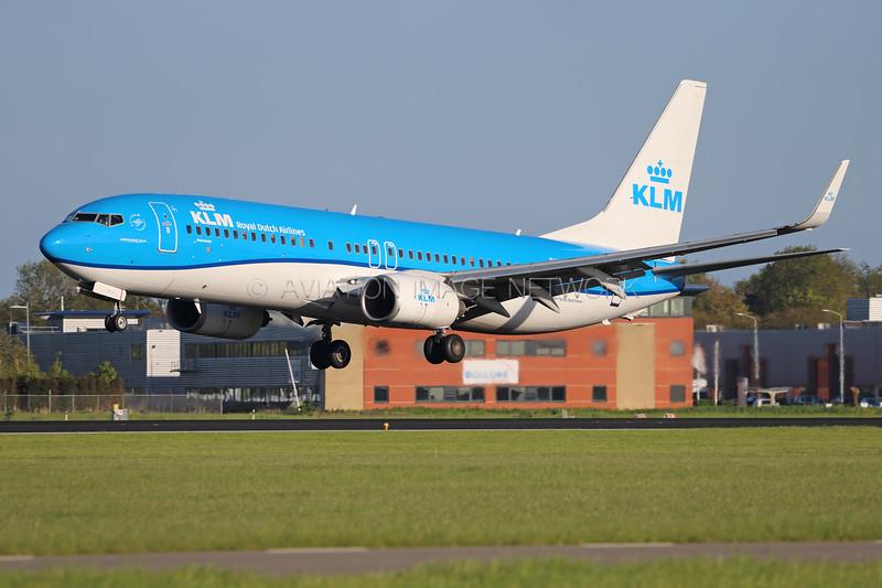 PH-BGB | Boeing 737-8K2 | KLM