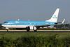 PH-BXM | Boeing 737-8K2 | KLM