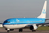 PH-BXH | Boeing 737-8K2 | KLM