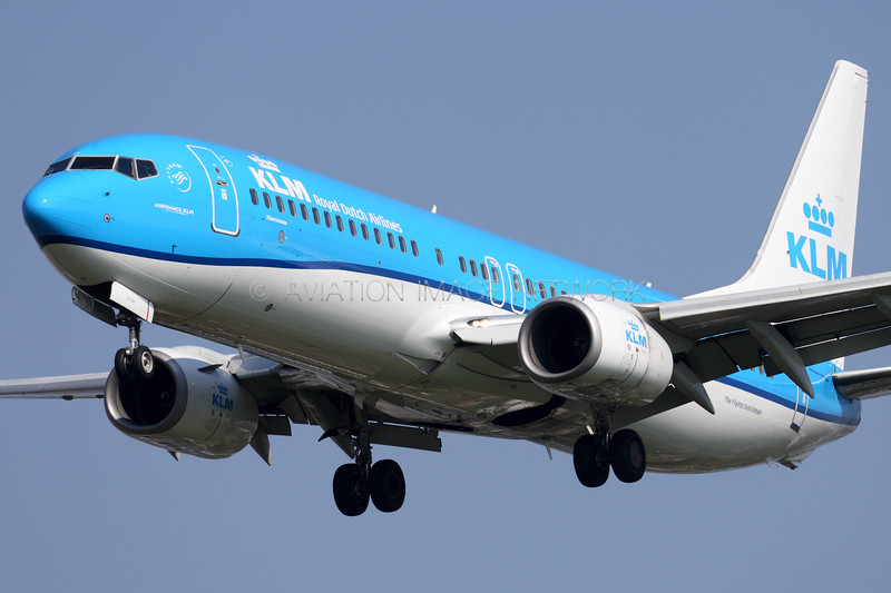 PH-BXI   Boeing 737-8K2   KLM