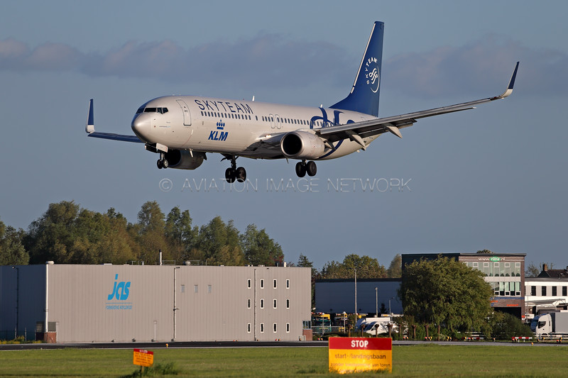 PH-BXO   Boeing 737-9K2   KLM