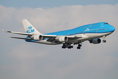 PH-BFT | Boeing 747-406 | KLM