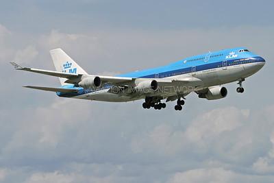 PH-BFR   Boeing 747-406(M) Combi   KLM