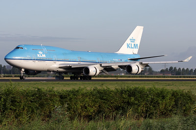 PH-BFU | Boeing 747-406 | KLM