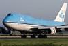 PH-BFU | Boeing 747-406 | KLM