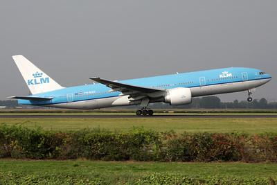 PH-BQH | Boeing 777-206/ER | KLM