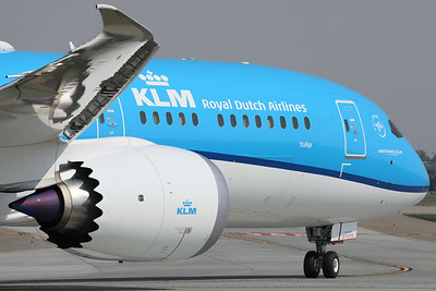 PH-BHP | Boeing 787-9 | KLM