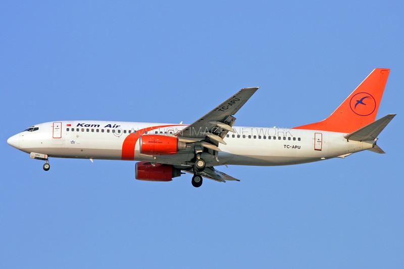 TC-APU | Boeing 737-82R | Kam Air