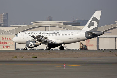 F-OHJY | Airbus A319-112 | Kayala Airline