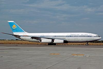 UN 86116 | Ilyushin Il-86 | Kazakhstan Airlines