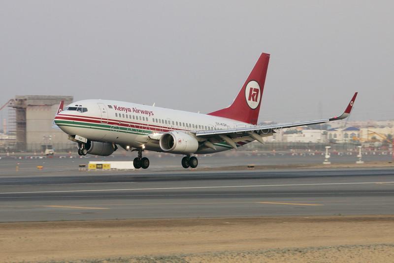 5Y-KQH | Boeing 737-7U8 | Kenya Airways