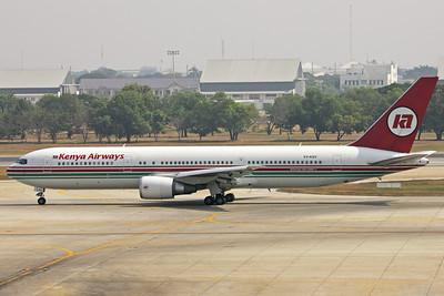 5Y-KQY   Boeing 767-36N/ER   Kenya Airways