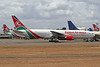 5Y-KYZ | Boeing 777-2U8/ER | Kenya Airways