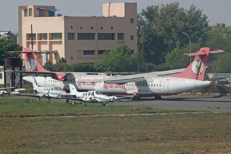 VT-ADJ | VT-ADK | ATR 42-500 | Kingfisher Airlines
