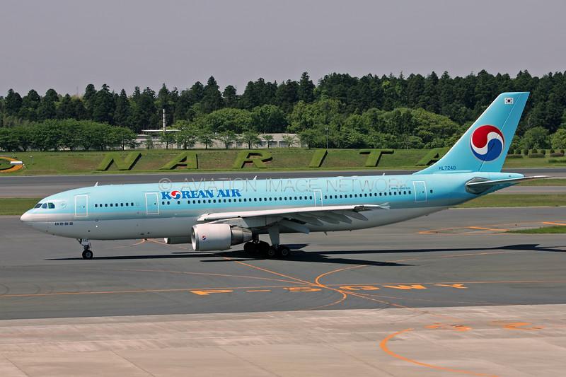 HL7240 | Airbus A300B4-622R | Korean Air