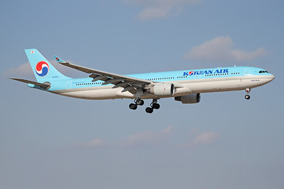 HL8001 | Airbus A330-323 | Korean Air