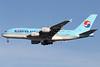HL7621 | Airbus A380-861 | Korean Air