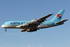 HL7628 | Airbus A380-861 | Korean Air