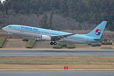 HL7716 | Boeing 737-9B5 | Korean Air