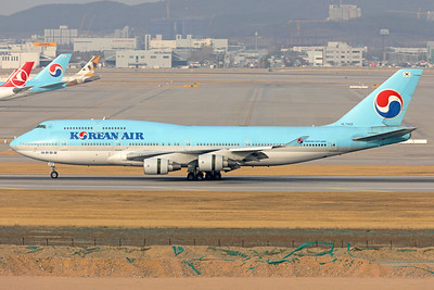 HL7402 | Boeing 747-4B5 | Korean Air