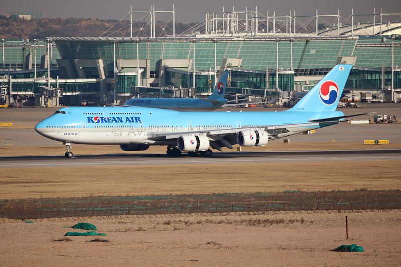 HL7638 | Boeing 747-8B5 | Korean Air