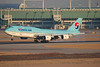 HL7631 | Boeing 747-8B5 | Korean Air