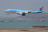 HL7643 | Boeing 747-8B5 | Korean Air
