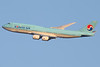 HL7632 | Boeing 747-8B5 | Korean Air