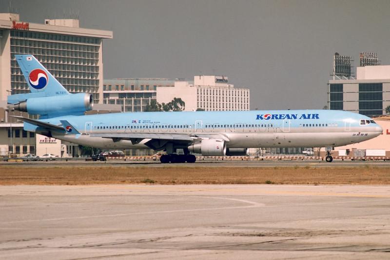 HL7371   McDonnell Douglas MD-11   Korean Air
