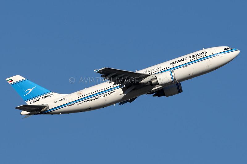 9K-AMB | Airbus A300B4-605R | Kuwait Airways