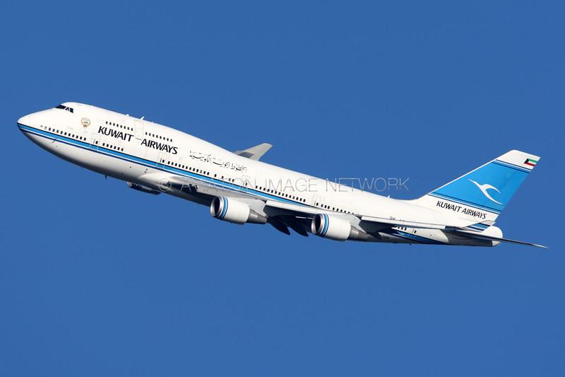 9K-ADE   Boeing 747-469M   Kuwait Airways