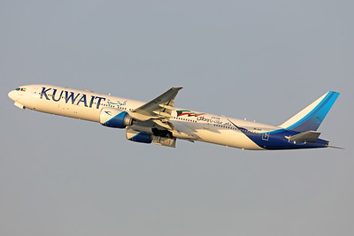 9K-AOH | Boeing 777-300/ER | Kuwait Airways