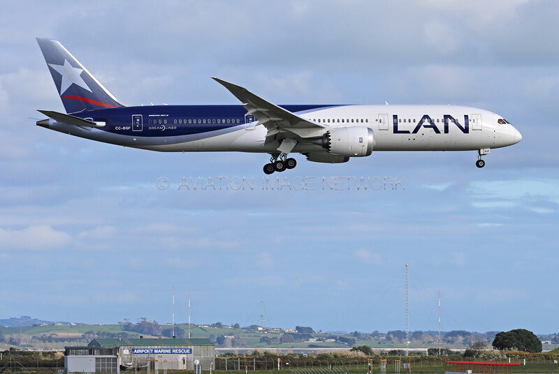CC-BGF   Boeing 787-9   LAN Airlines
