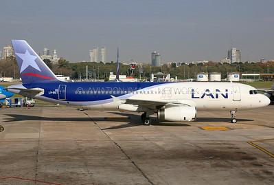 LV-BET | Airbus A320-233 | LAN Argentina