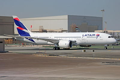 CC-BBD | Boeing 787-8 | LATAM Airlines